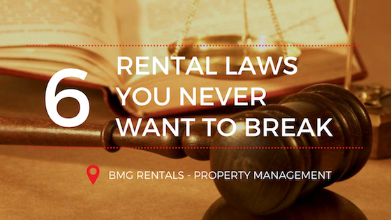 Rental Laws You Don't Want to Break